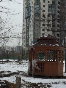 ТСЖ Олимп / Уютная  зона отдыха