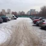Гостевая парковка на территории ЖК «Олимп»