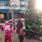 Новогодний праздник в ЖК «ОЛИМП»